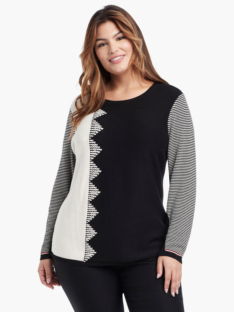 Outer Angle Sweater image number 0