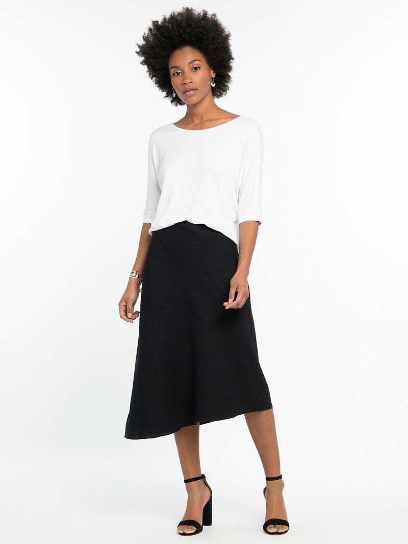 In Season Linen Skirt image number 0
