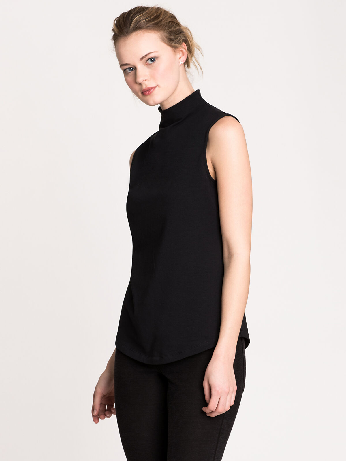 The Perfect Mock Neck