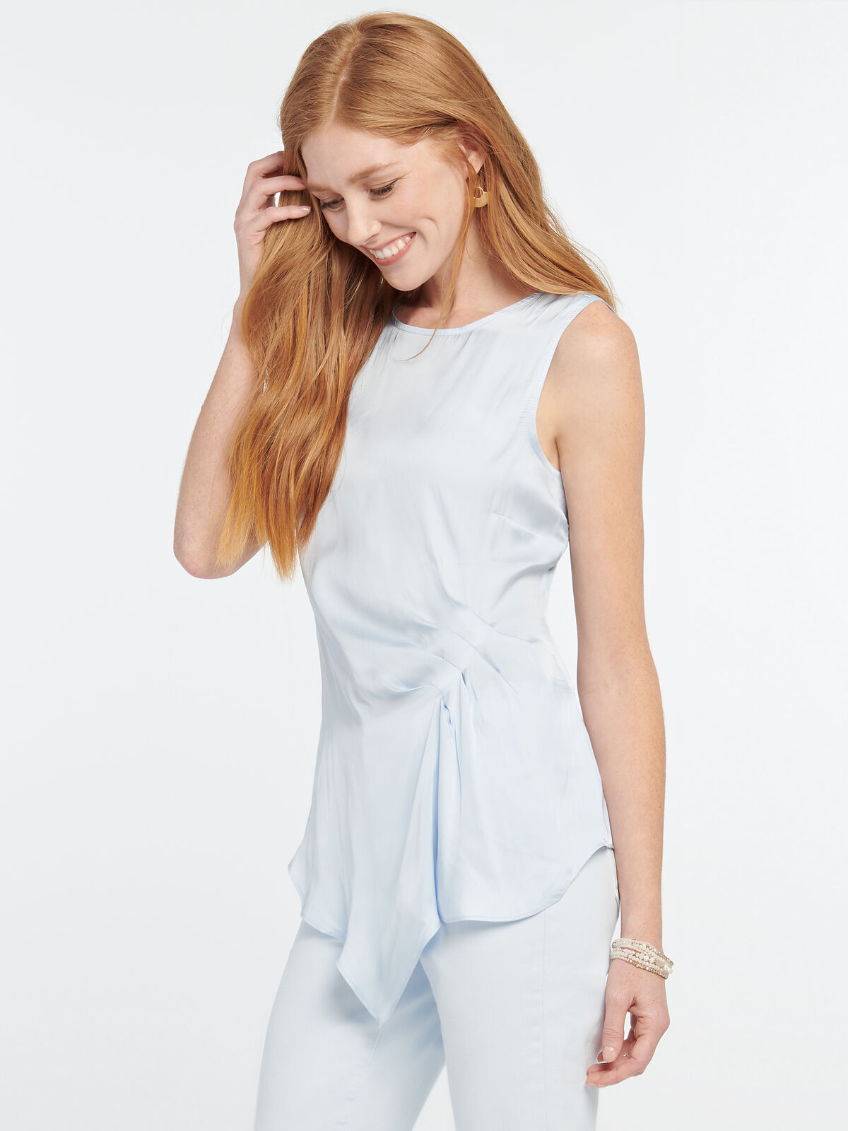 Destination Drape Tank