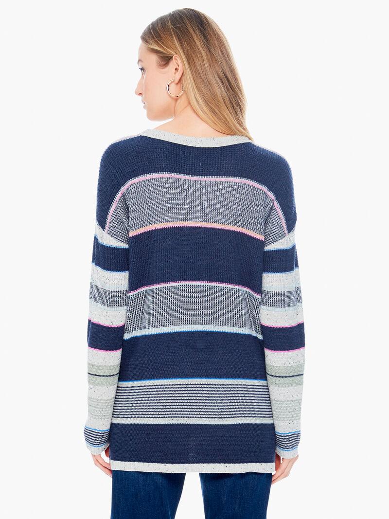 Dashing Rainbow Sweater image number 2