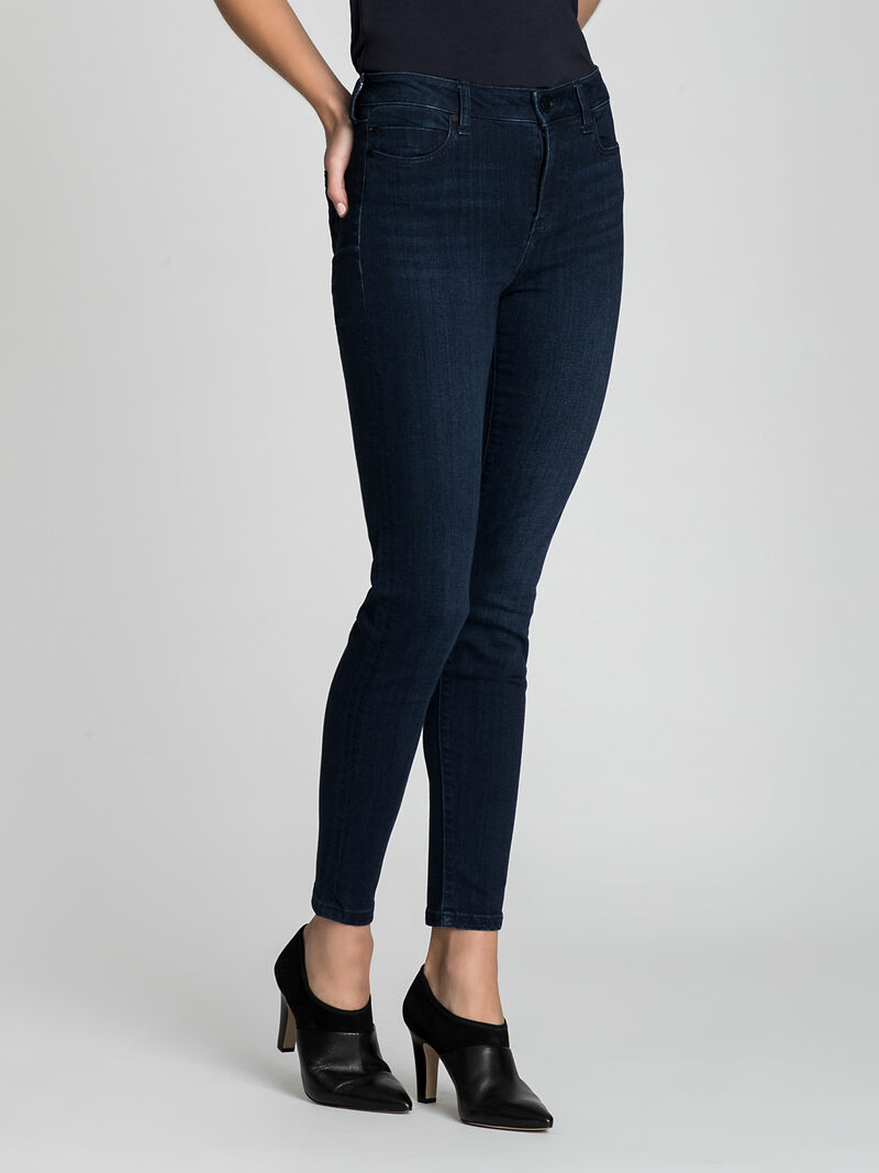 LIVERPOOL PENNY ANKLE SKINNY JEAN image number 1
