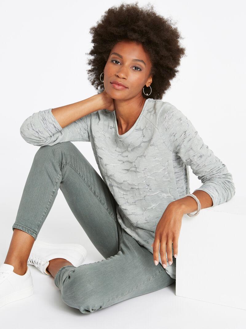 Easy Like Sunday Sweater image number 4