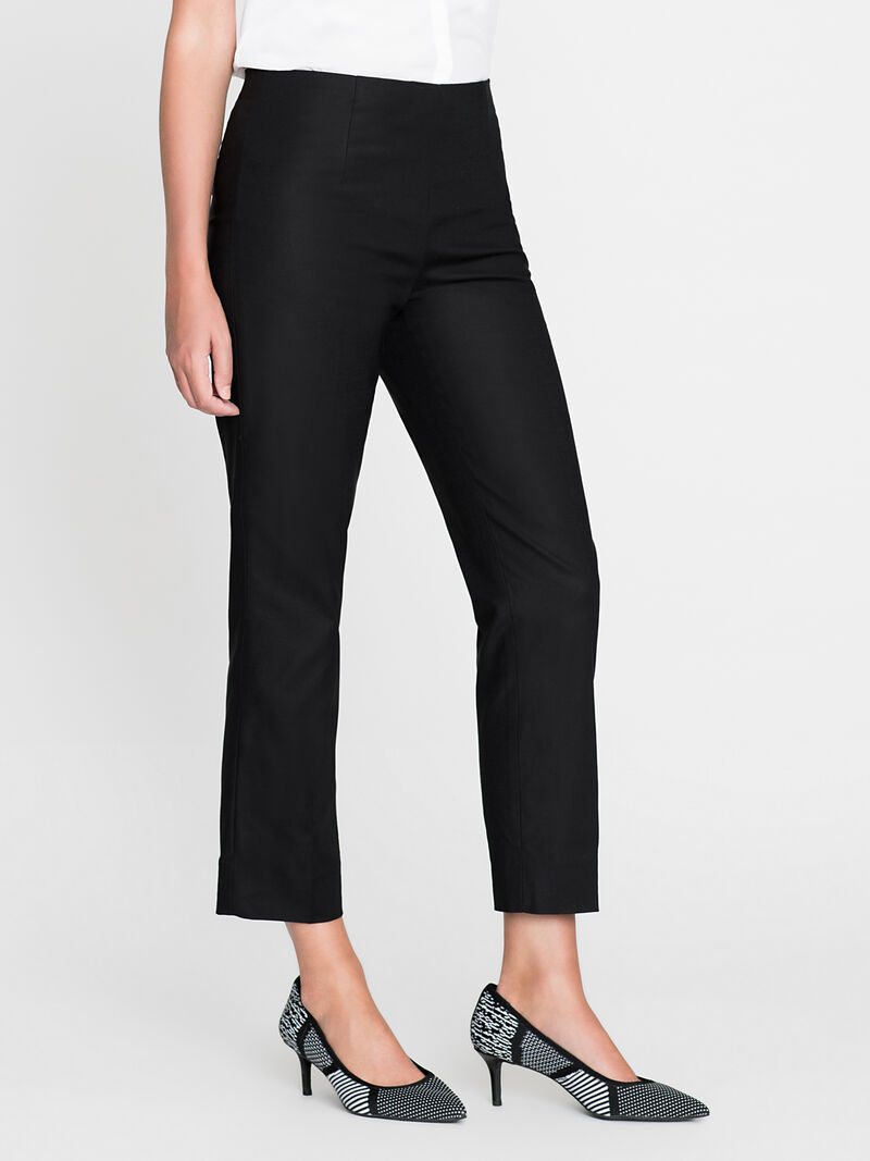 Perfect Pant Side Zip Ankle image number 2