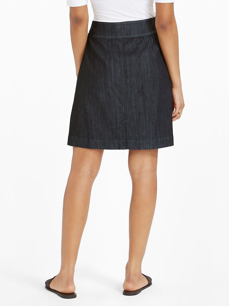 All Day Denim Skirt image number 3