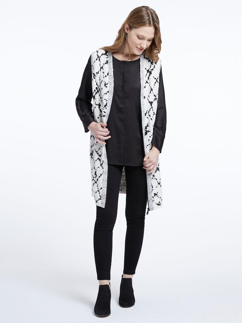Groove Sweater Vest image number 3