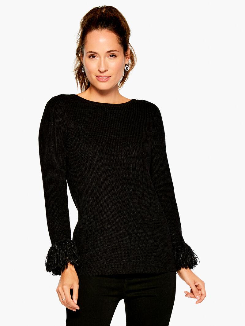 Night Fall Sweater