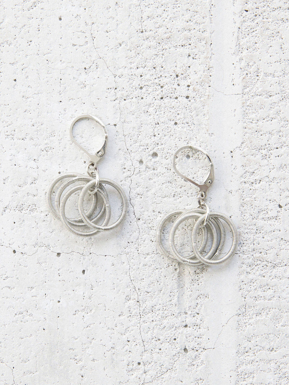 SEA LILY LOOPS EARRING