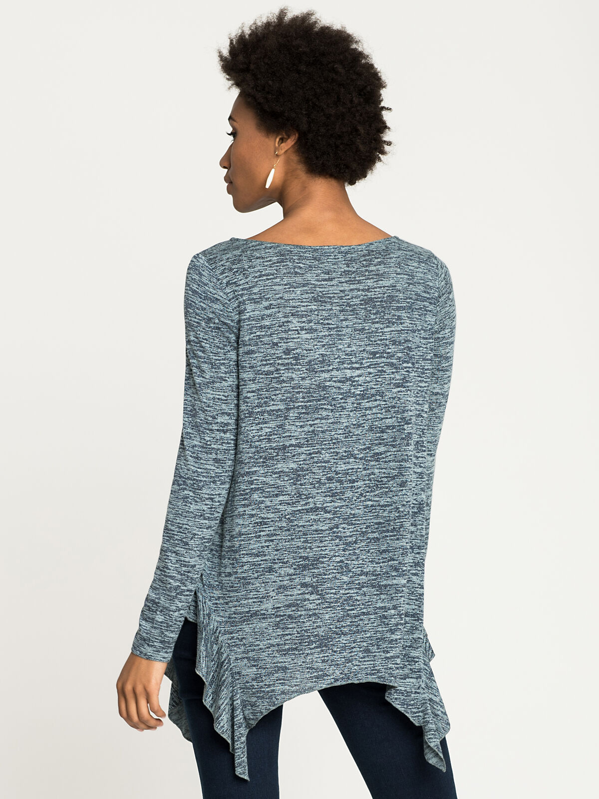 Every Occasion Ruffle Top