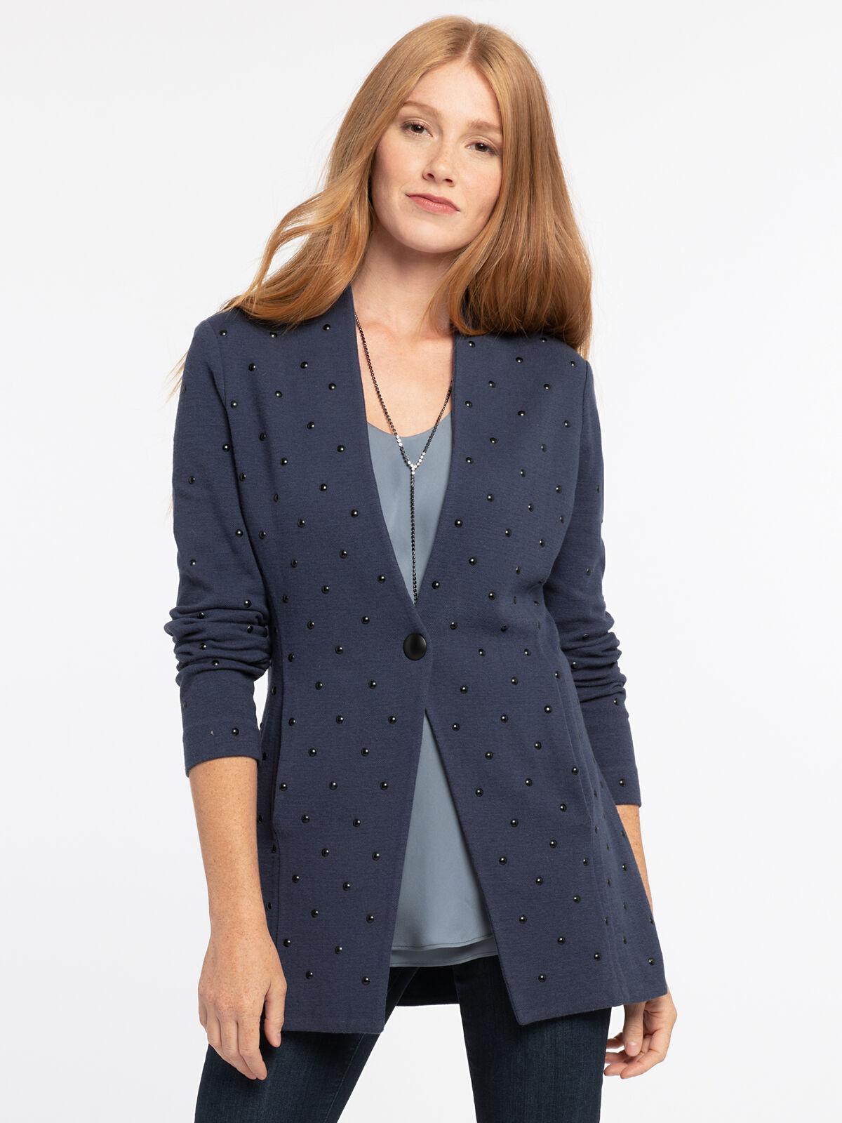 Simply Studded Jacket