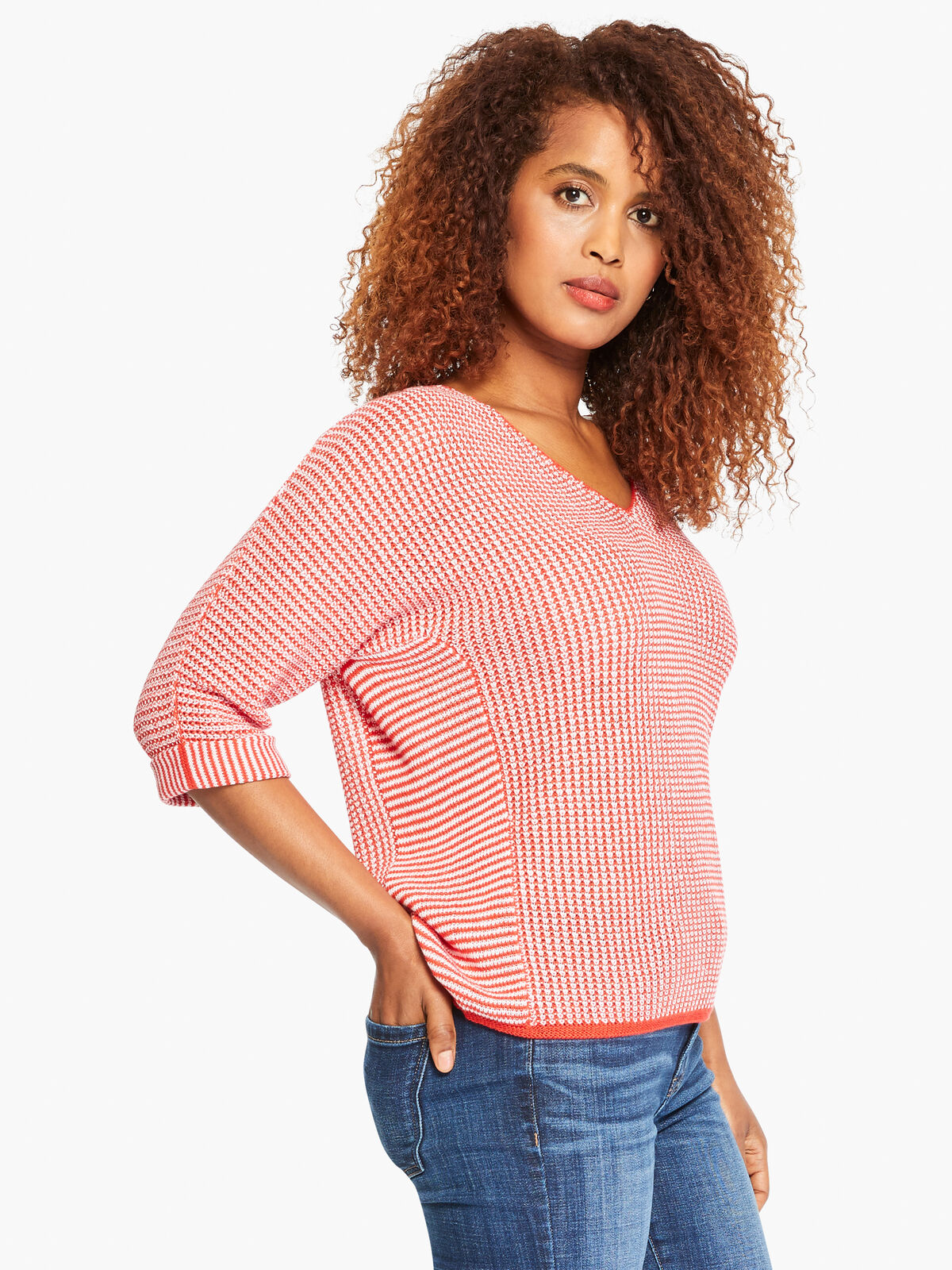 Easy Texture Sweater