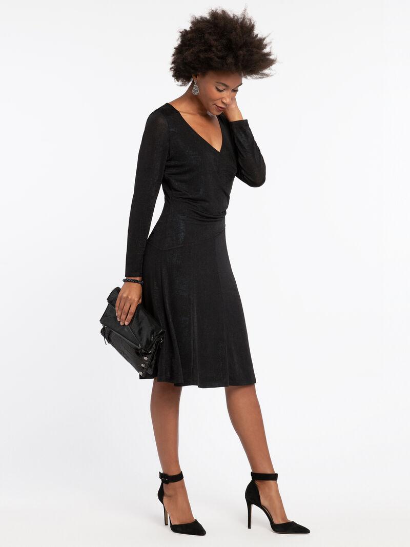 Dusk Wrap Dress image number 3