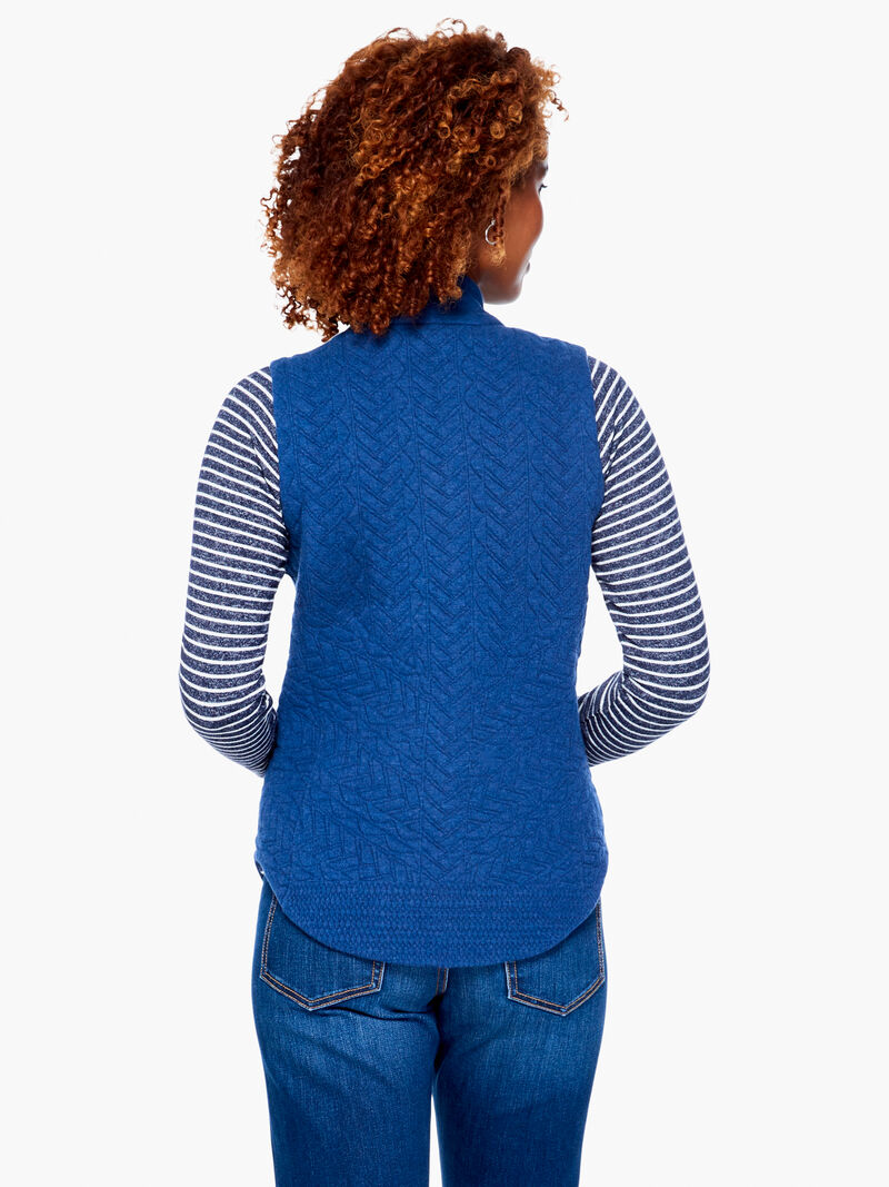 Night Sky Quilted Vest image number 2
