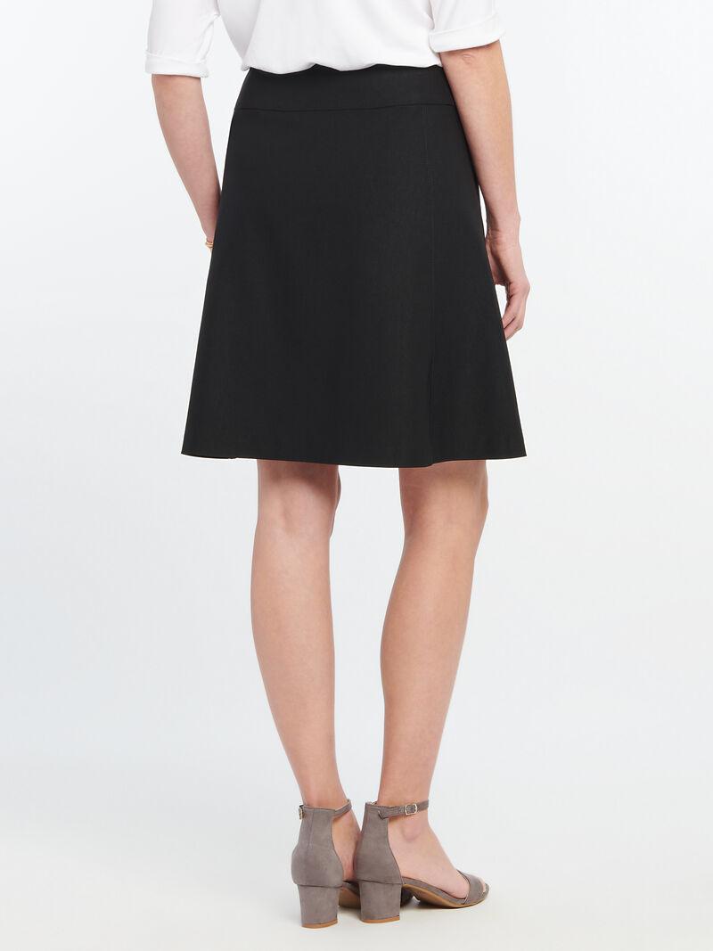 Wonderstretch A-Line Skirt image number 3