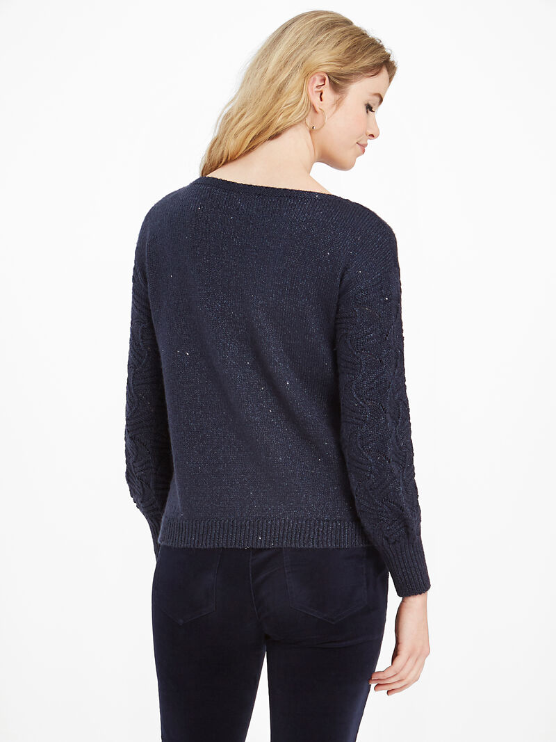 All That Glitters Sweater image number 2