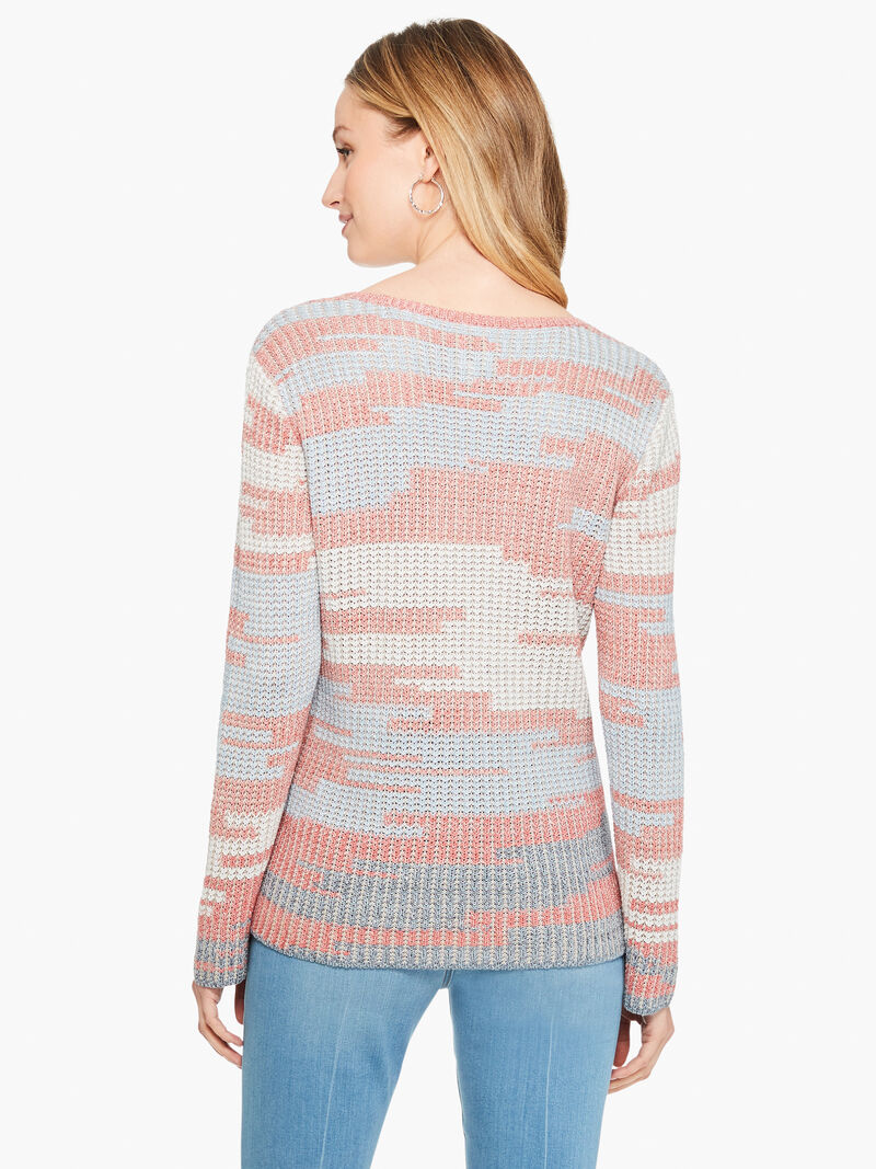 Terracotta Sky Sweater image number 2