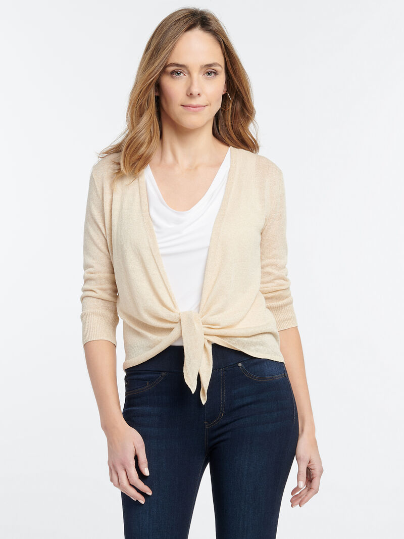 GLEAMING 4 WAY CARDIGAN
