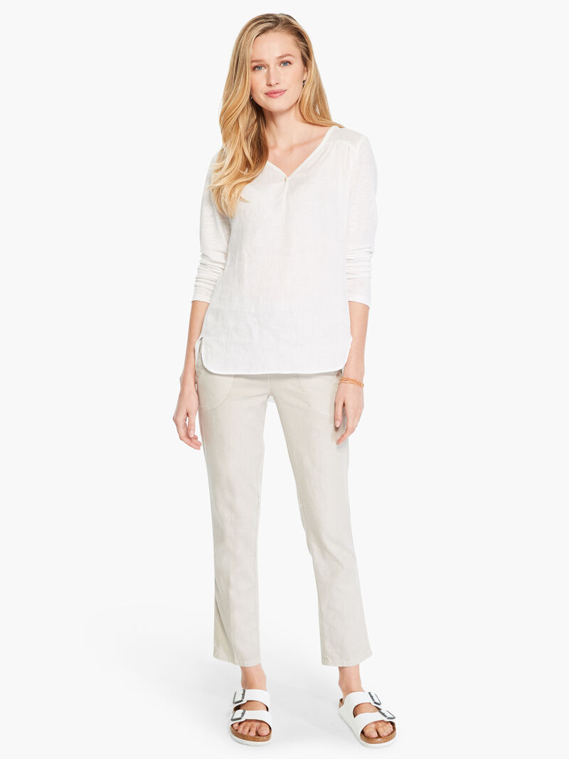 Linen Stretch All Around Pant image number 0
