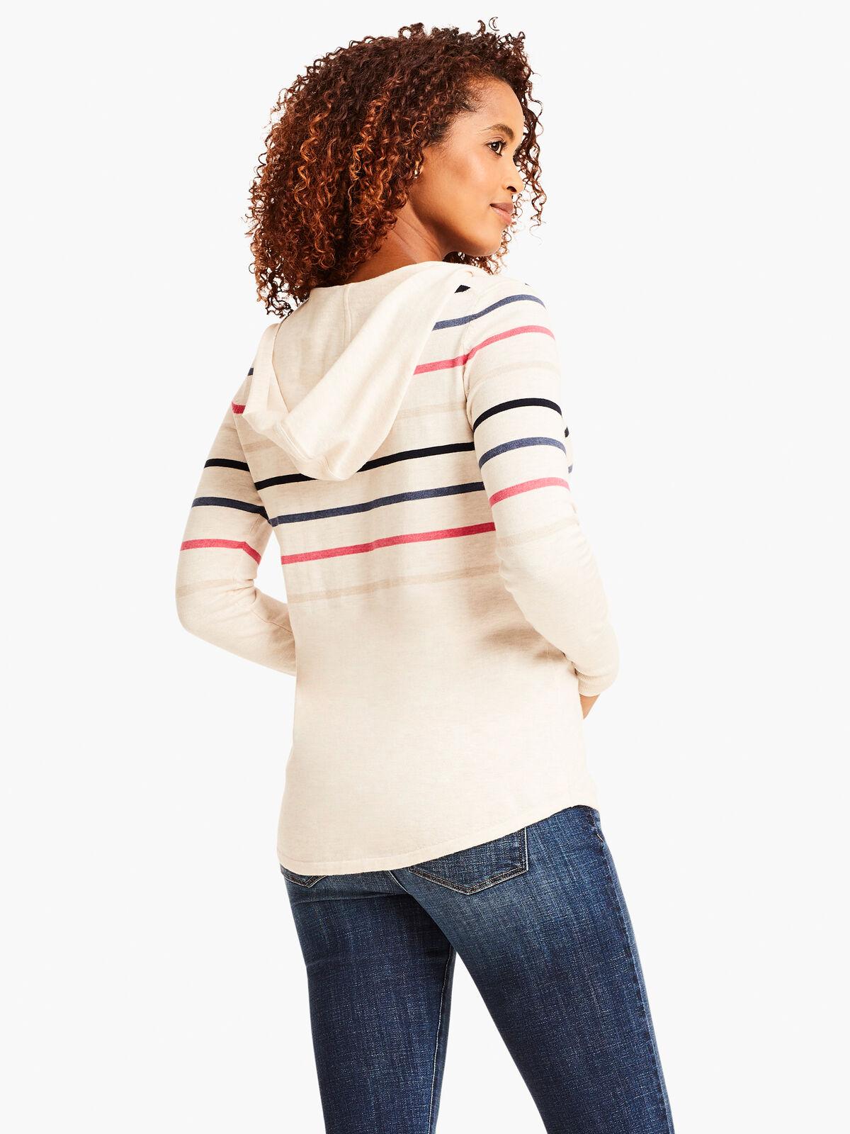 Striped Vital Hoodie