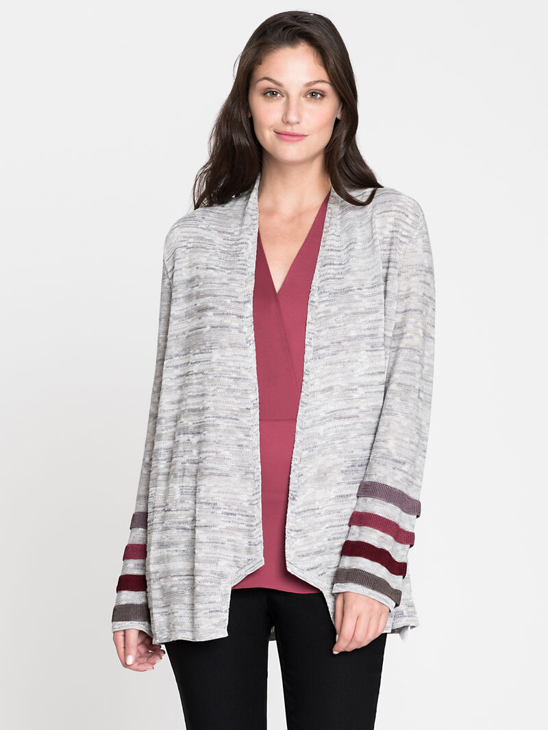 Ombre Cuff Cardigan image number 0