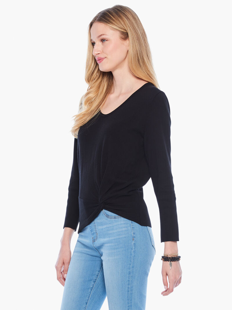 Vital Twist Sweater