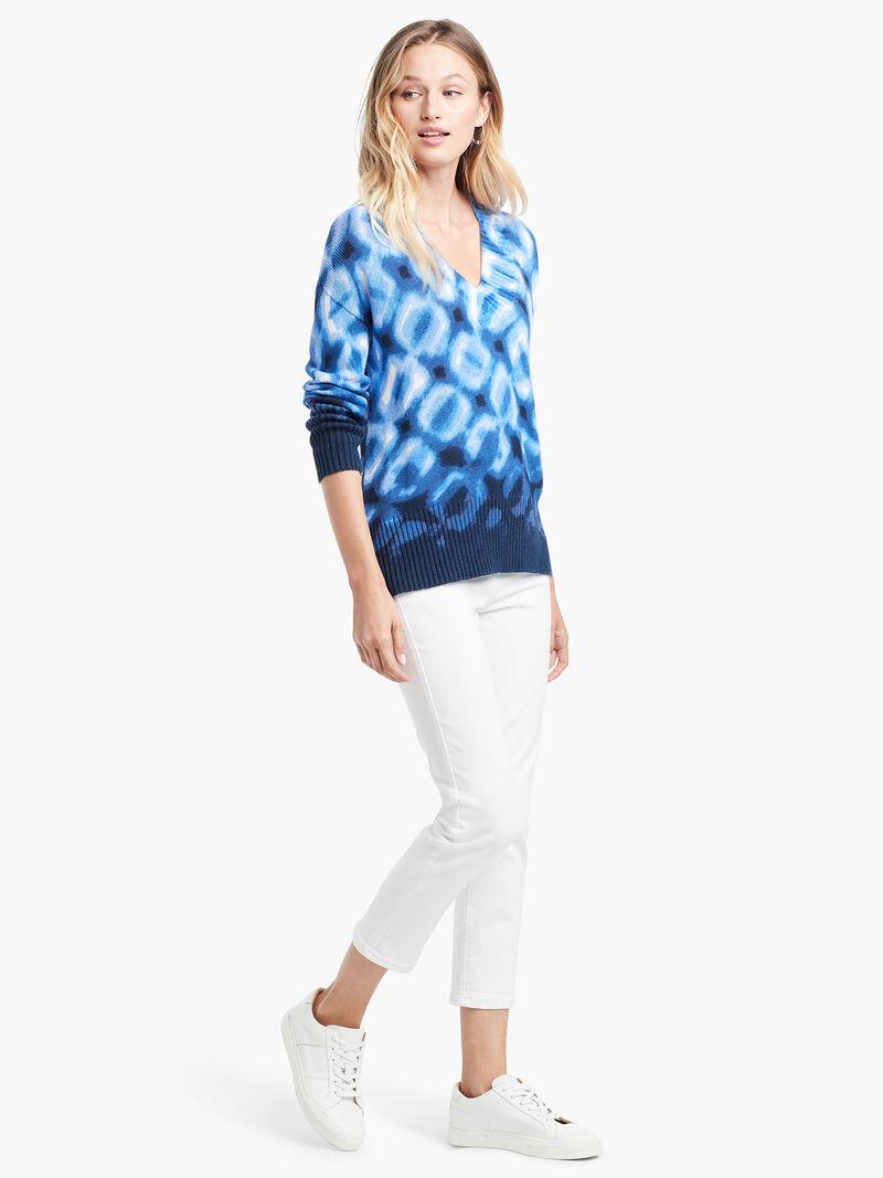 Shibori Sweater image number 4