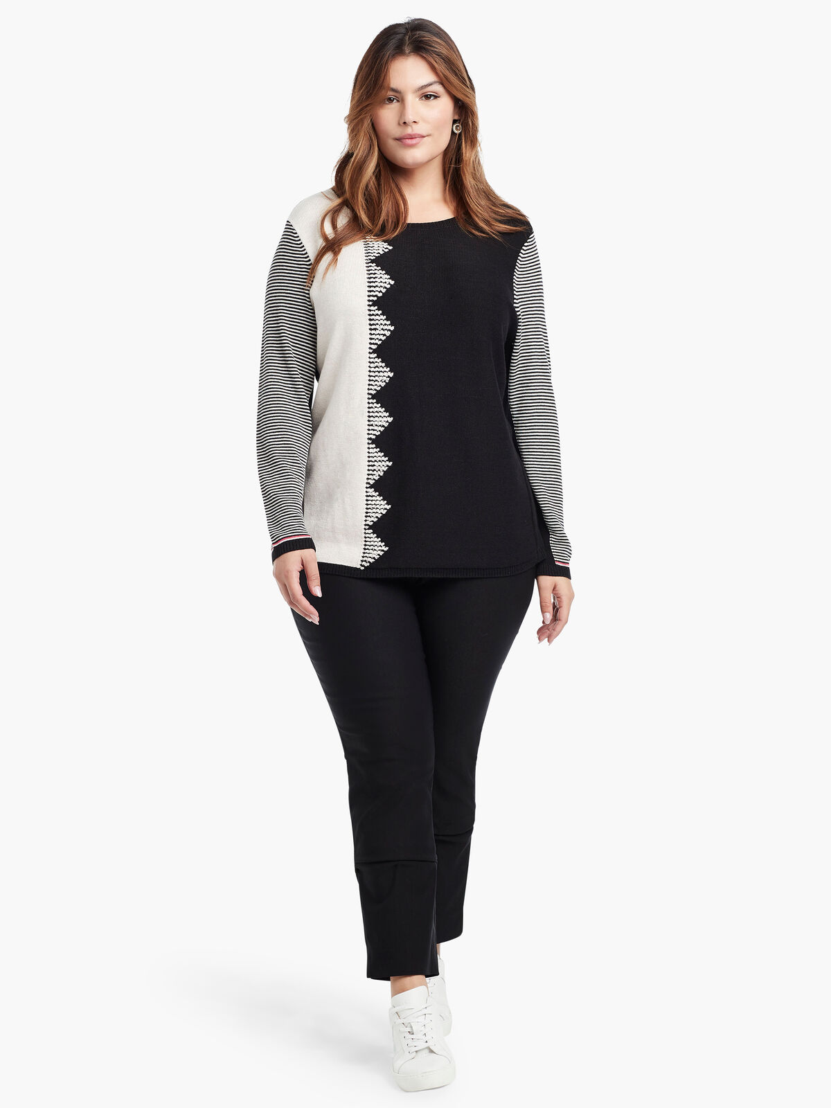 Outer Angle Sweater