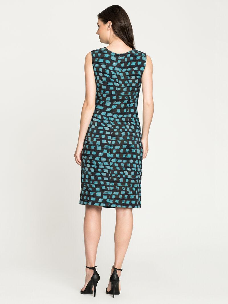 Vivid Twist Dress image number 1