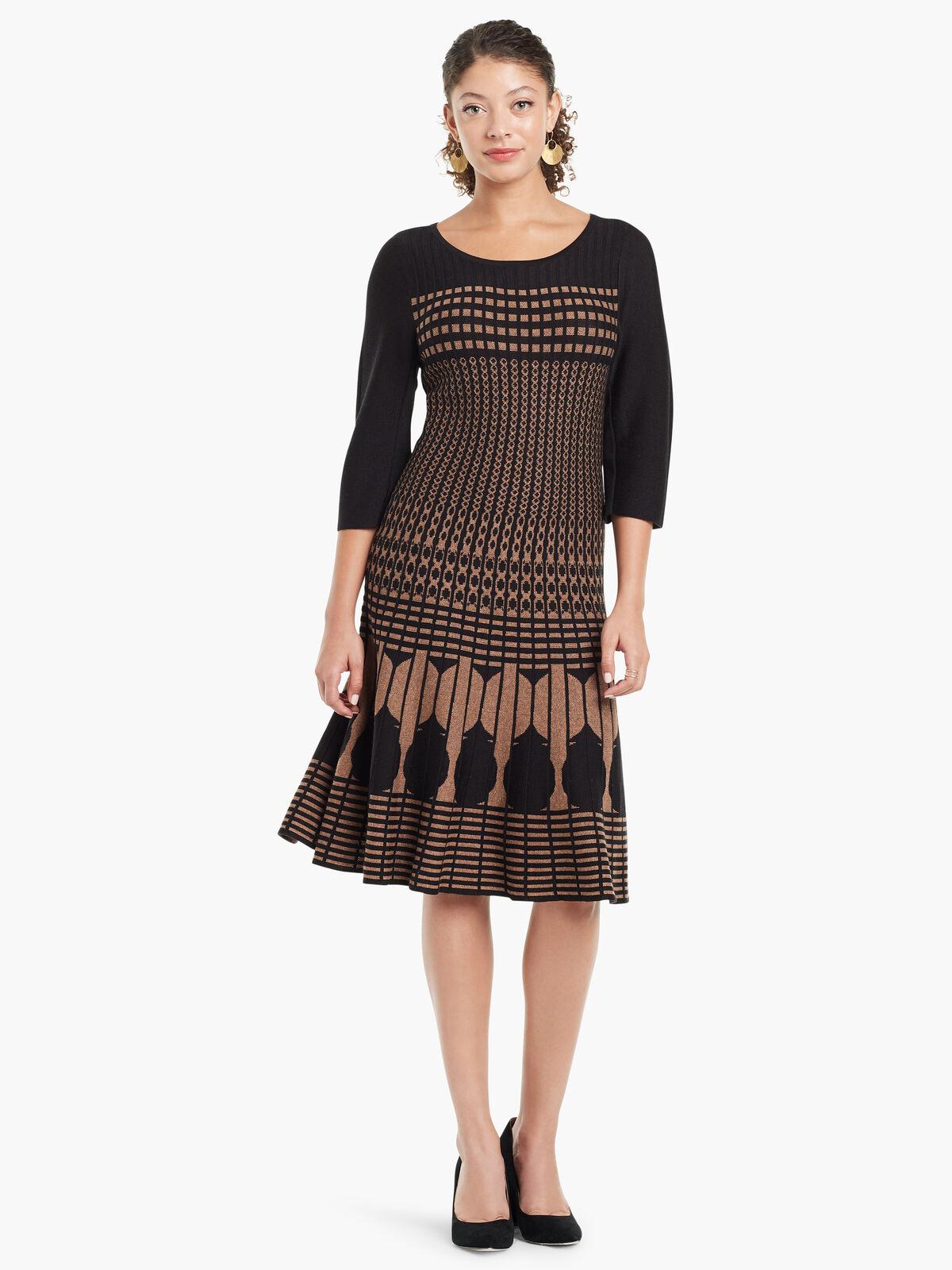Ellipse Twirl Dress