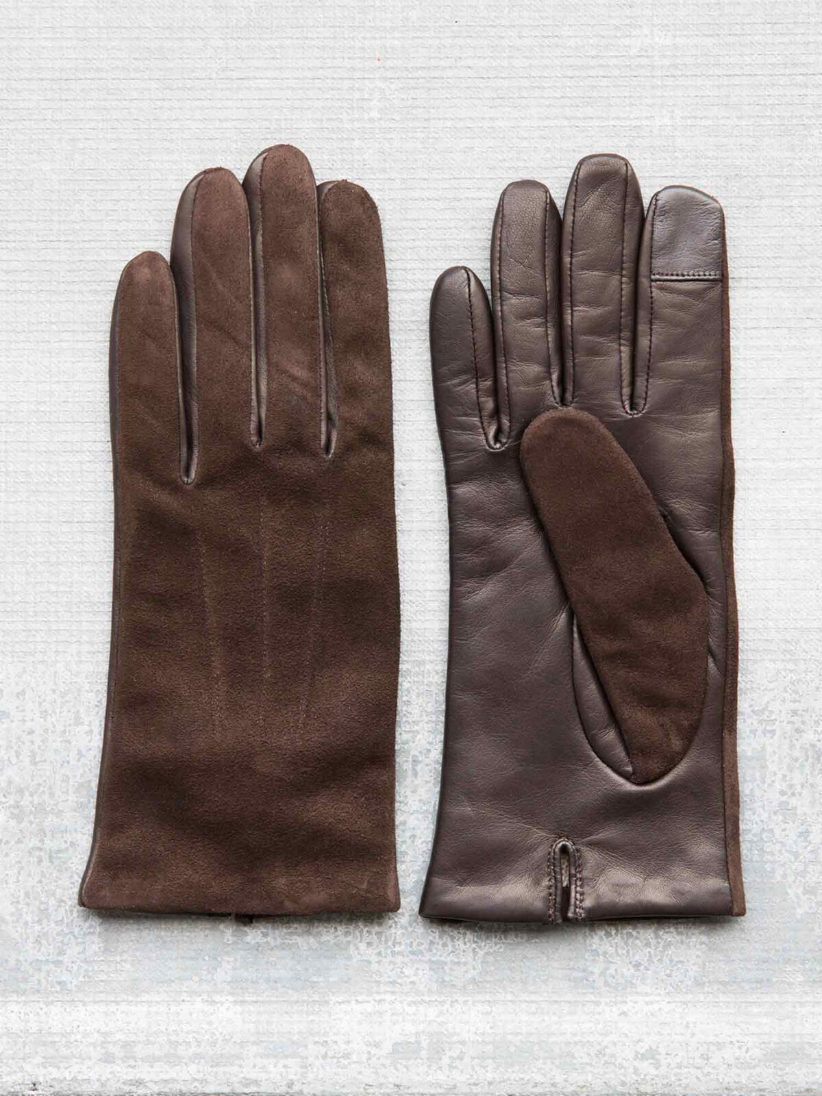 Amato Touch Tech Leather Glove