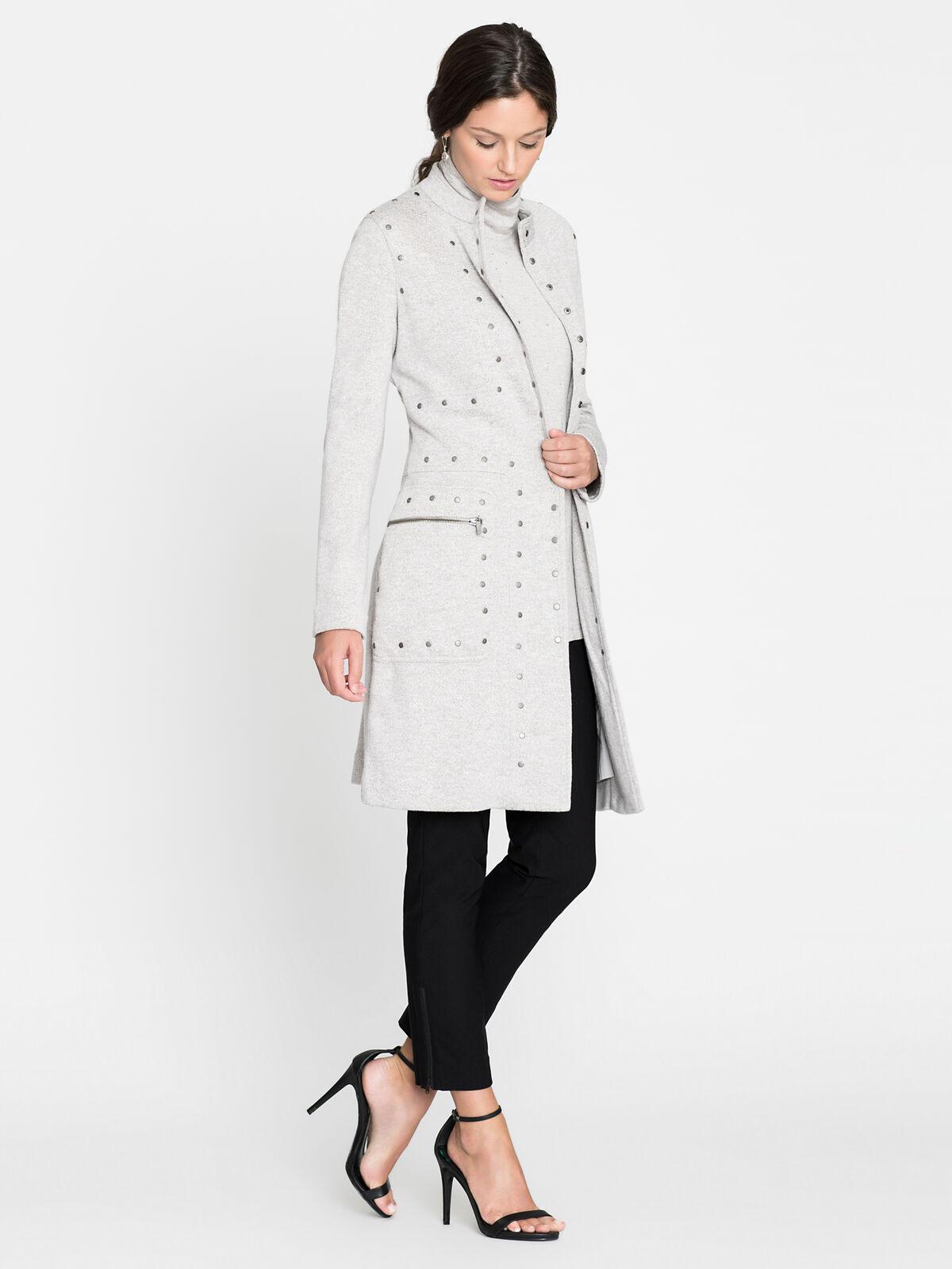 Studded Up Jacket