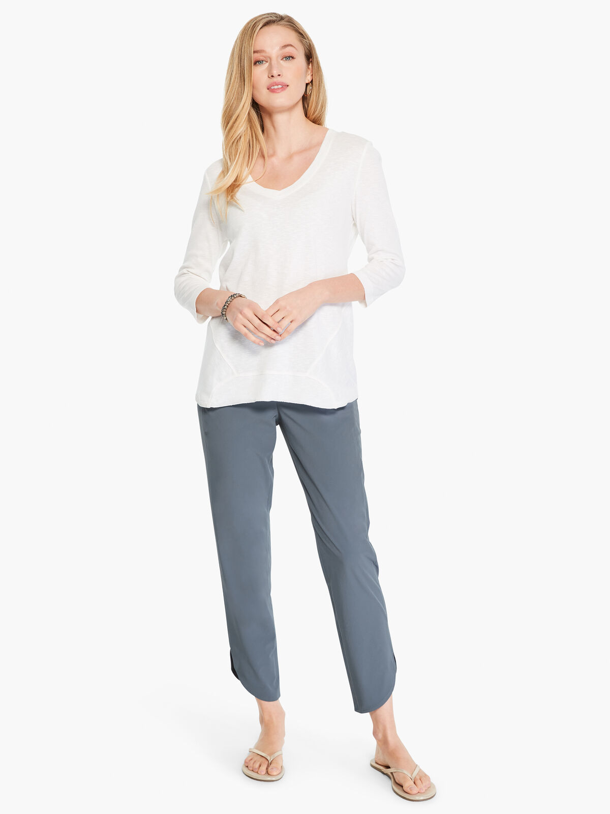 Shirt Tail Tech Stretch Pant