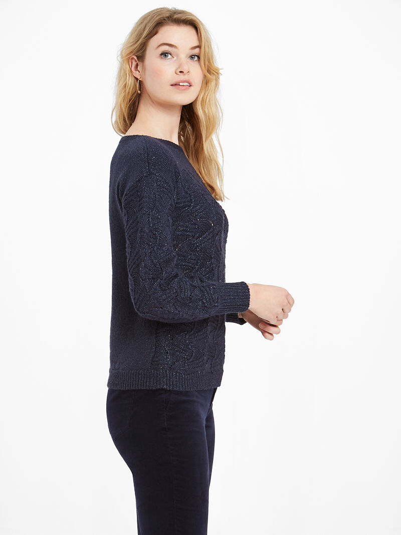 All That Glitters Sweater image number 1