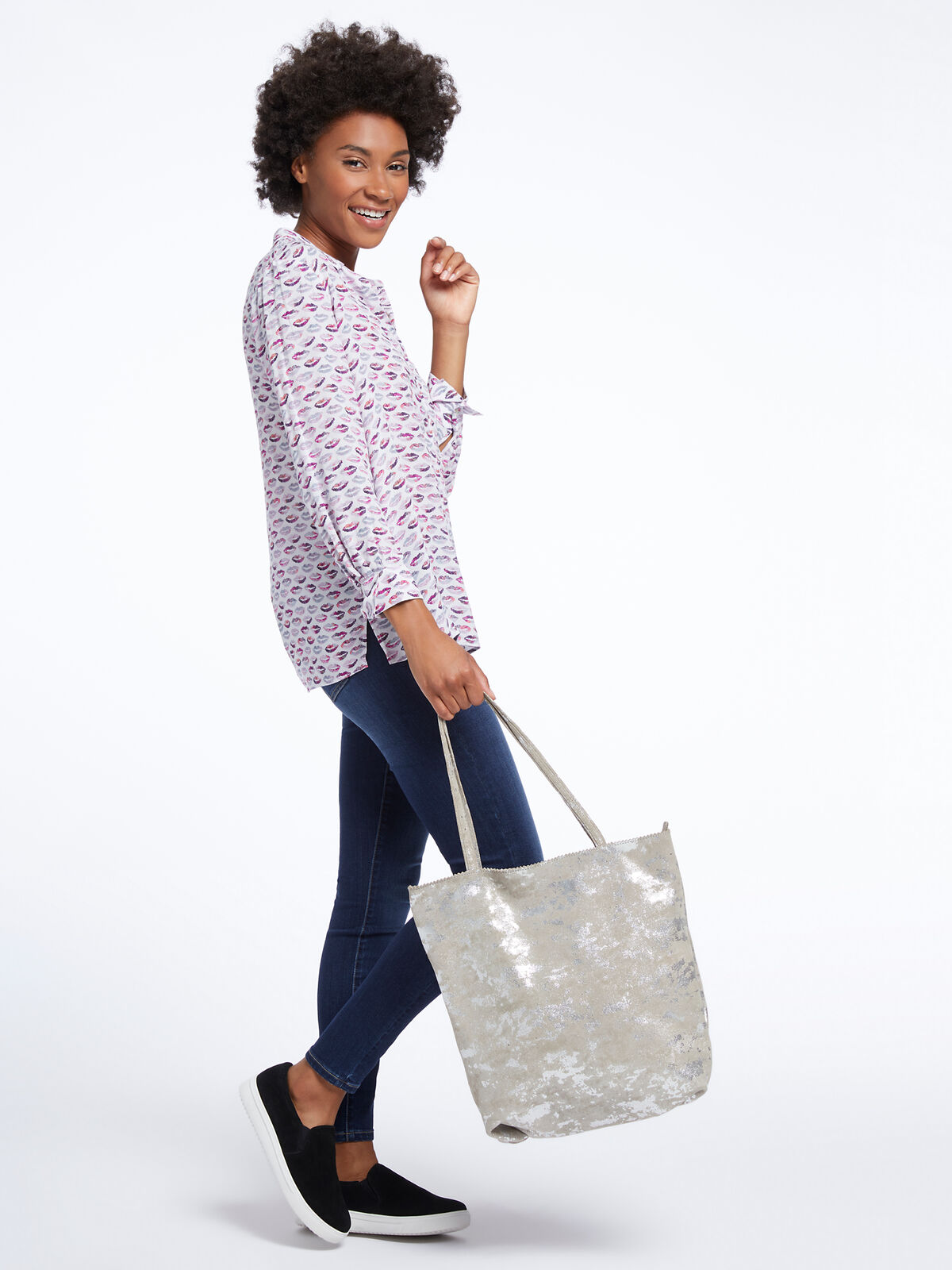 Sealed With A Kiss Blouse