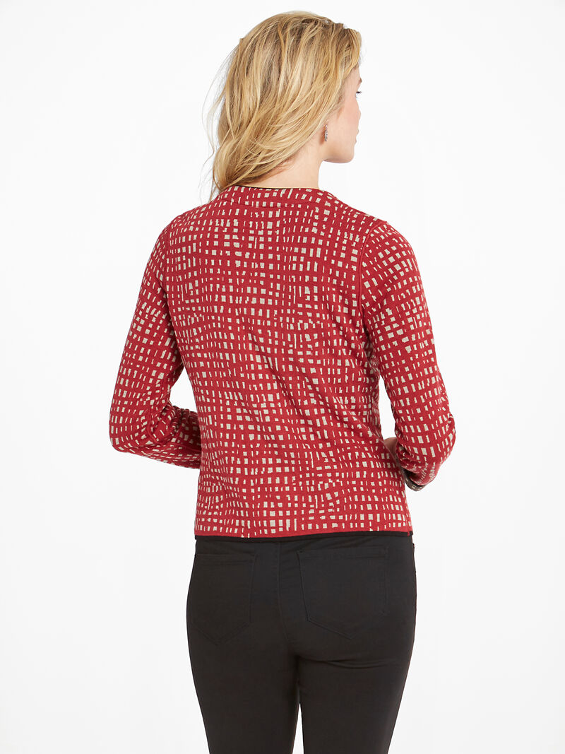 Check Mate Reversible Jacket image number 3