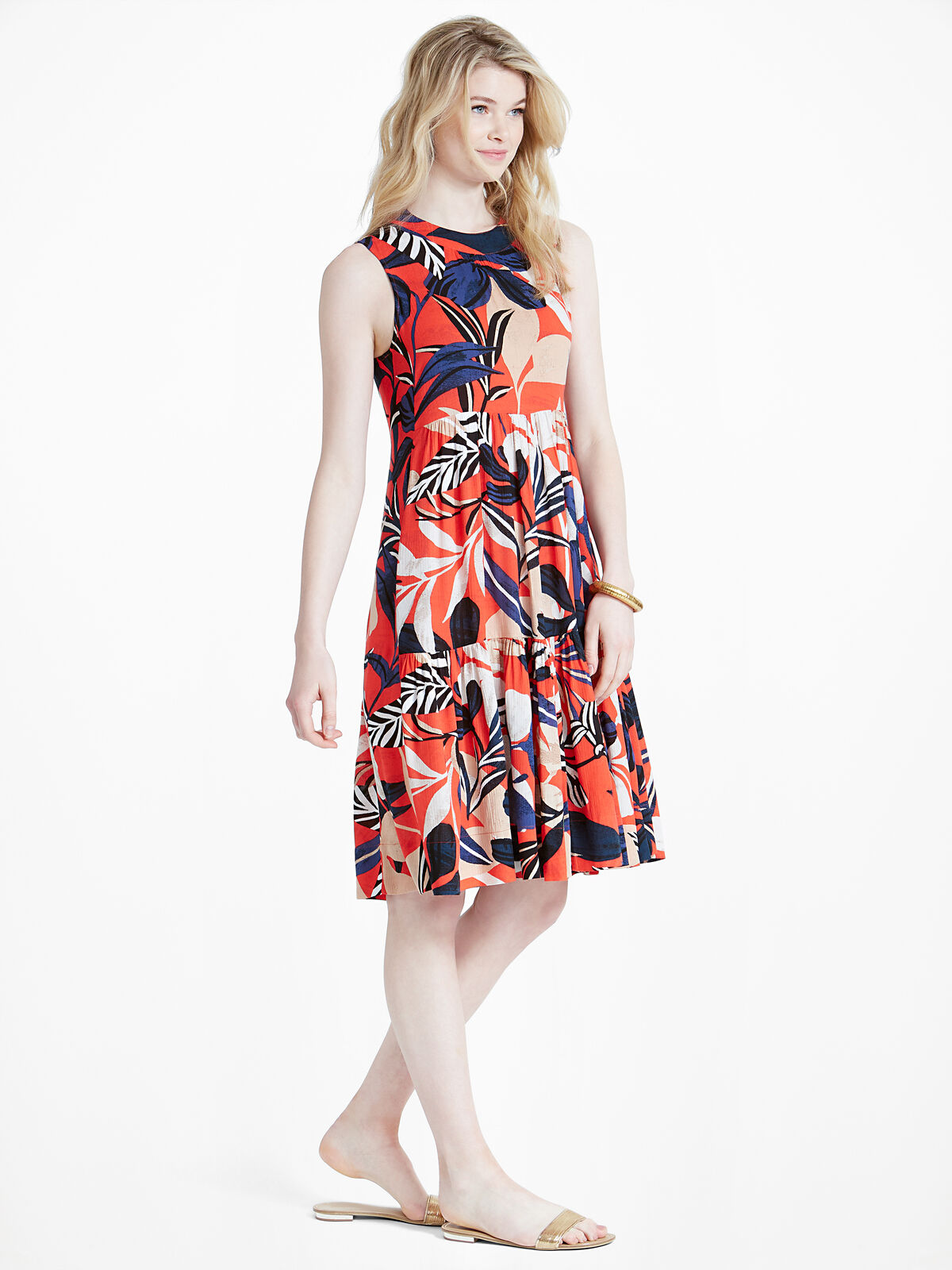 Tahiti Tier Dress
