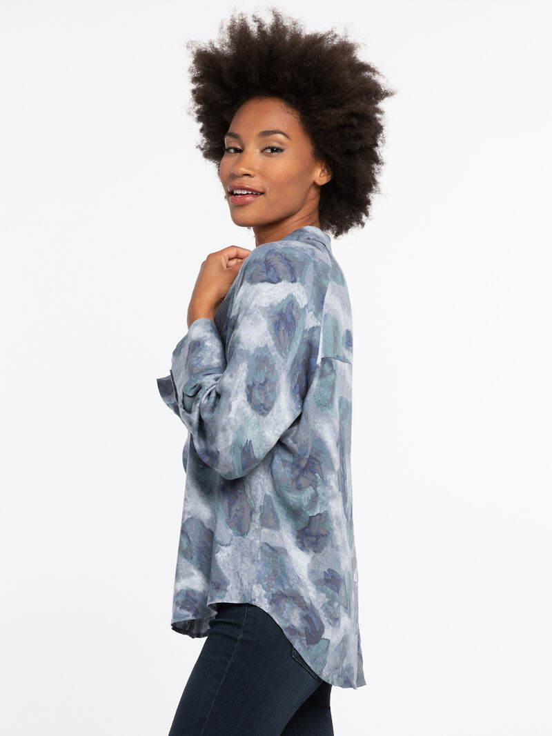 Easy Petals Blouse image number 1