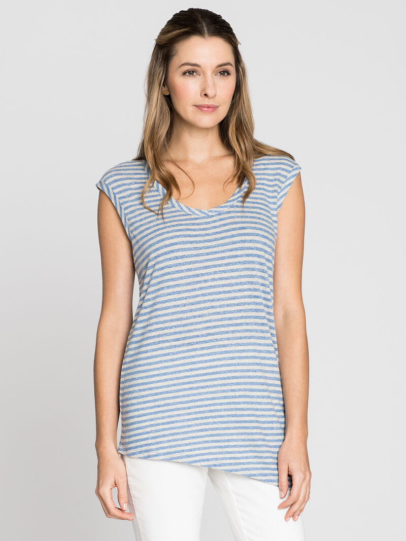 Chill Stripe Tee image number 2