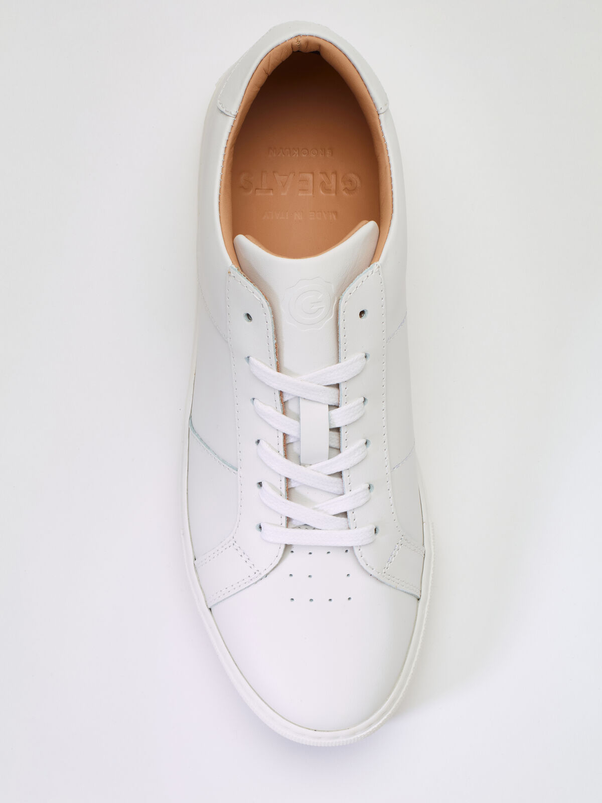 Greats Royale Leather Sneaker