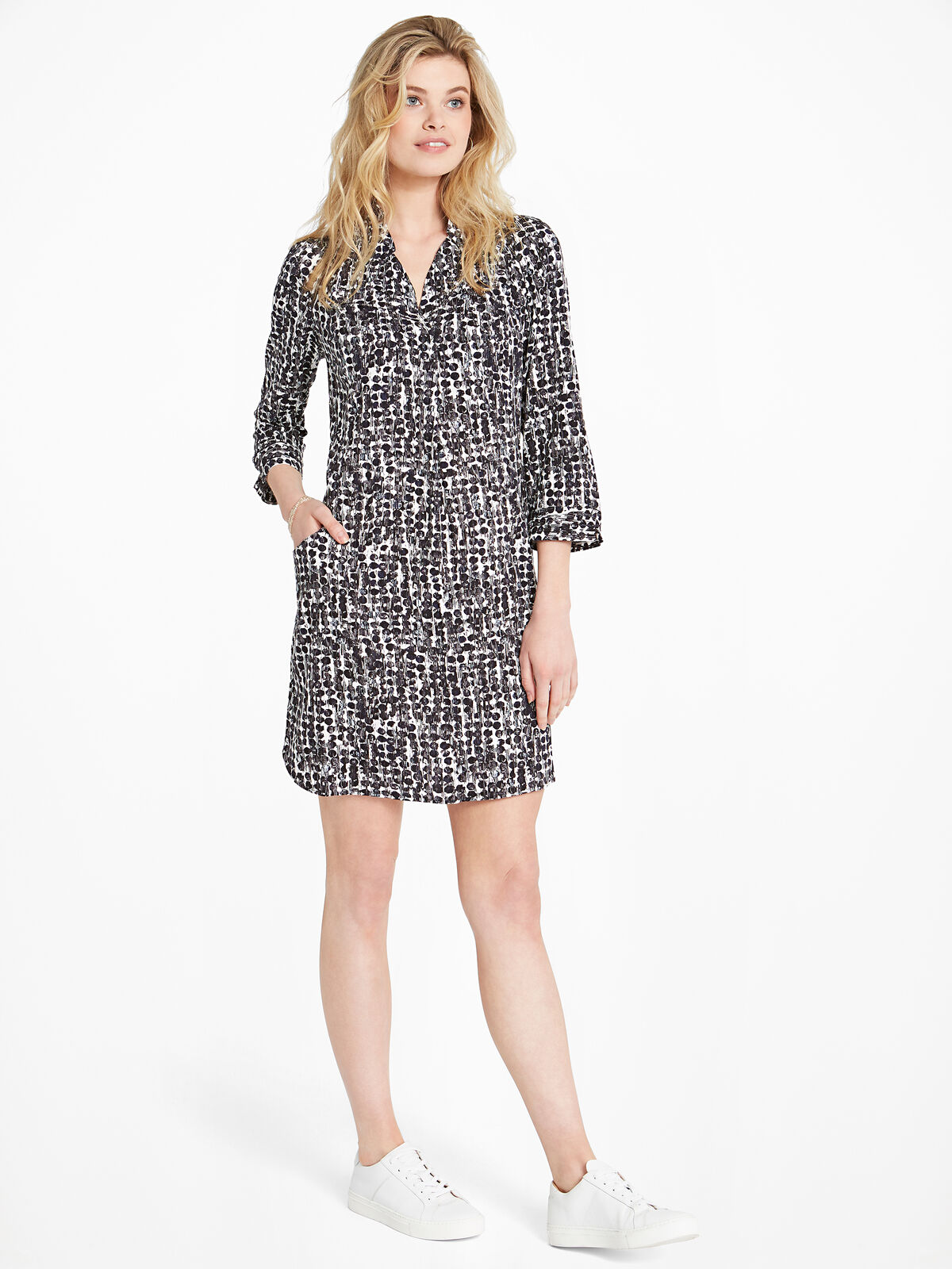 Rain Dots Dress