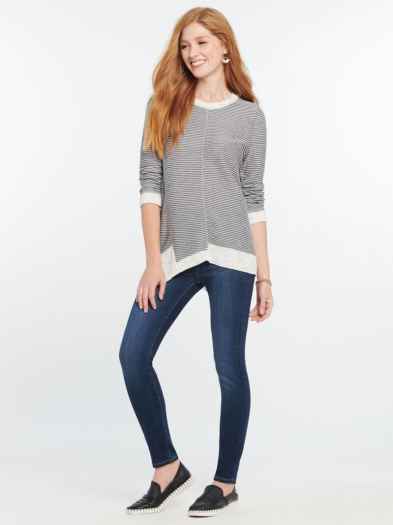 Striped Spring Fling Sweater image number 3