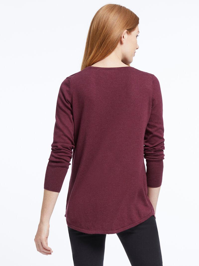 Vital V-Neck Sweater image number 2