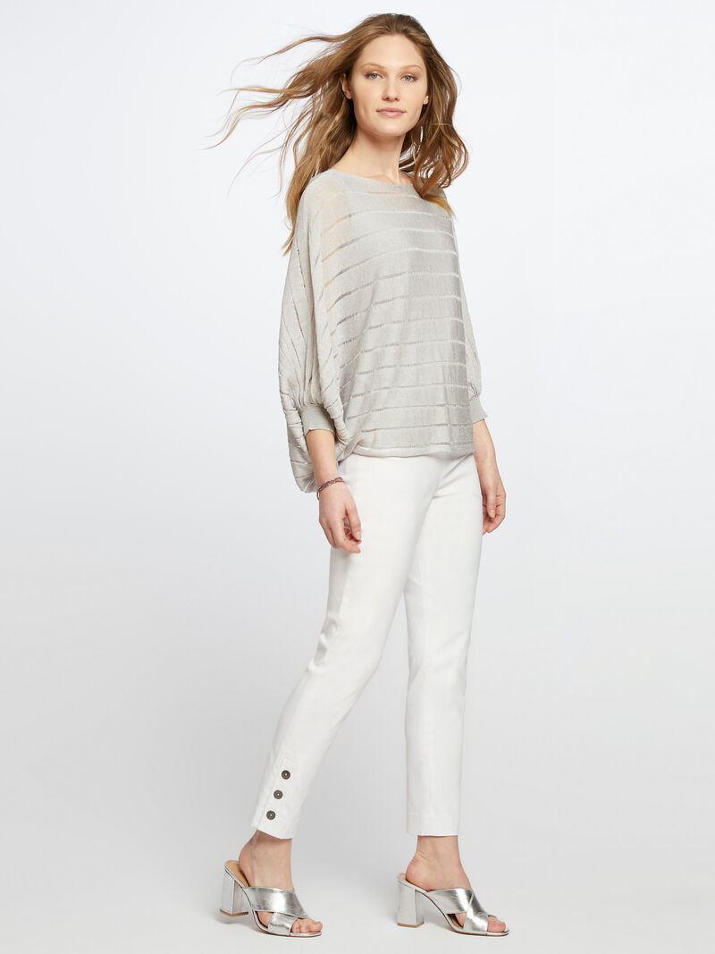Buttoned Up Cotton Wonderstretch Pant