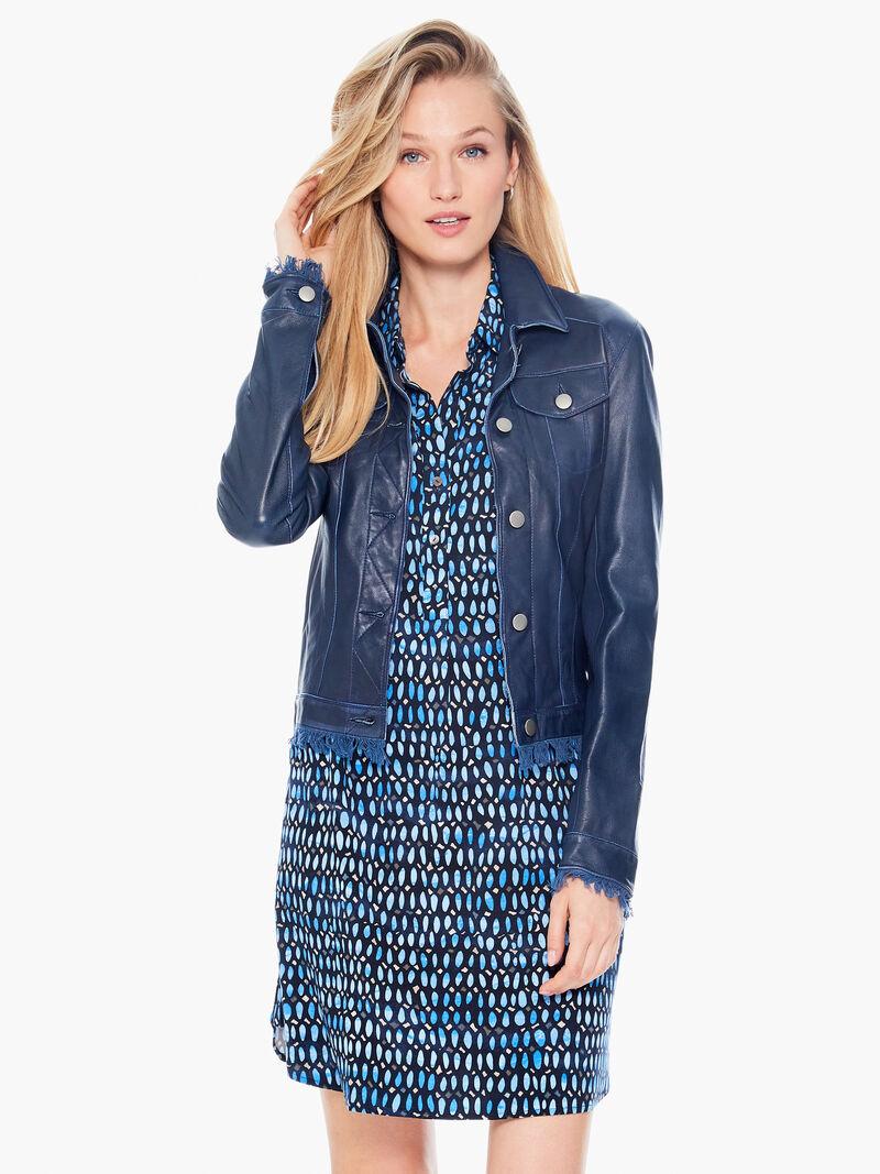Alexa Leather Jacket image number 3