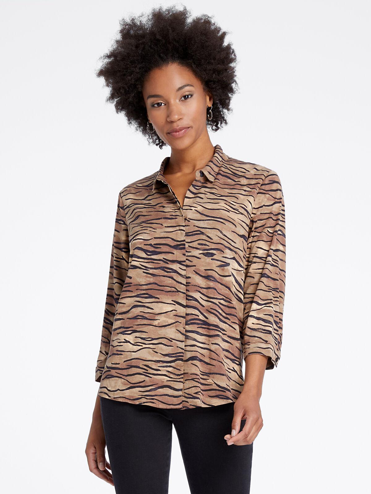 Tiger Stripes Shirt