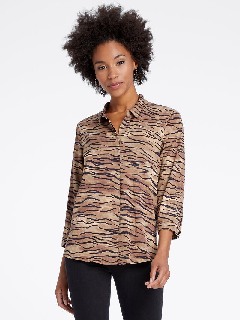 Tiger Stripes Shirt image number 0