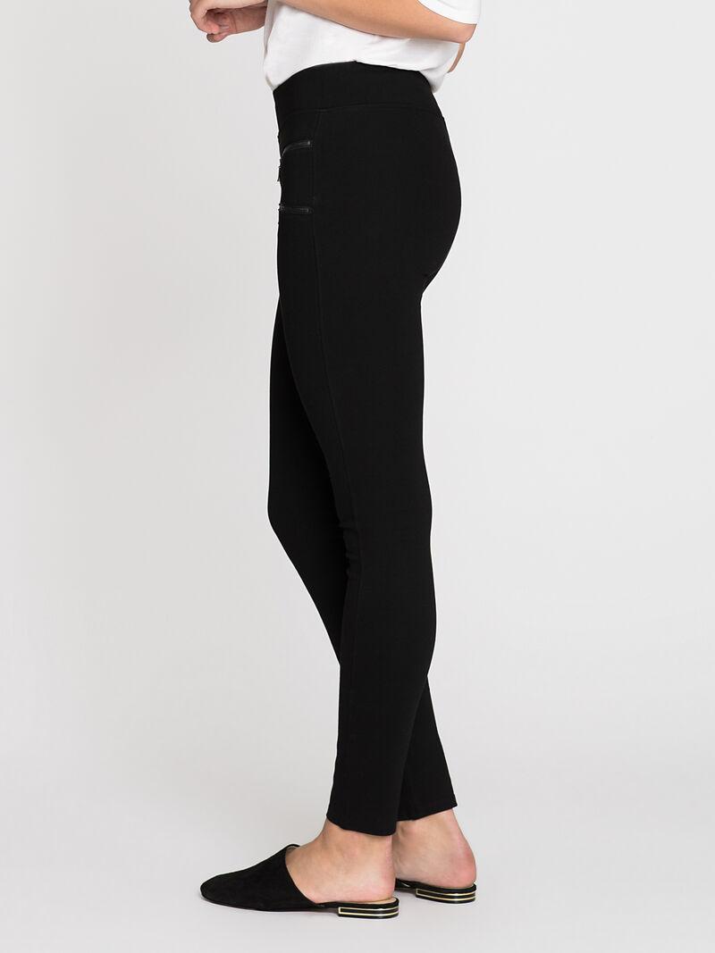 Double Zip Legging image number 3