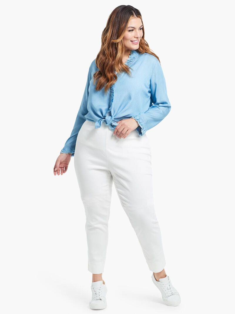 All Day Garment Dye Denim Pant