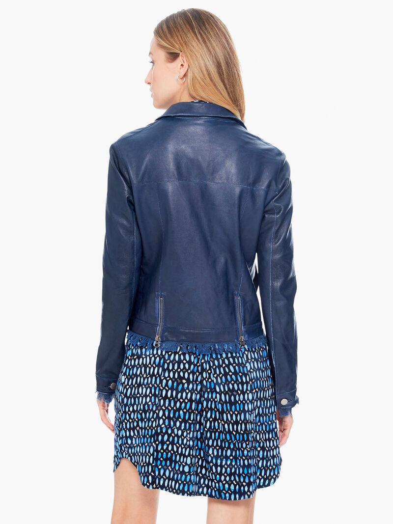 Alexa Leather Jacket image number 2