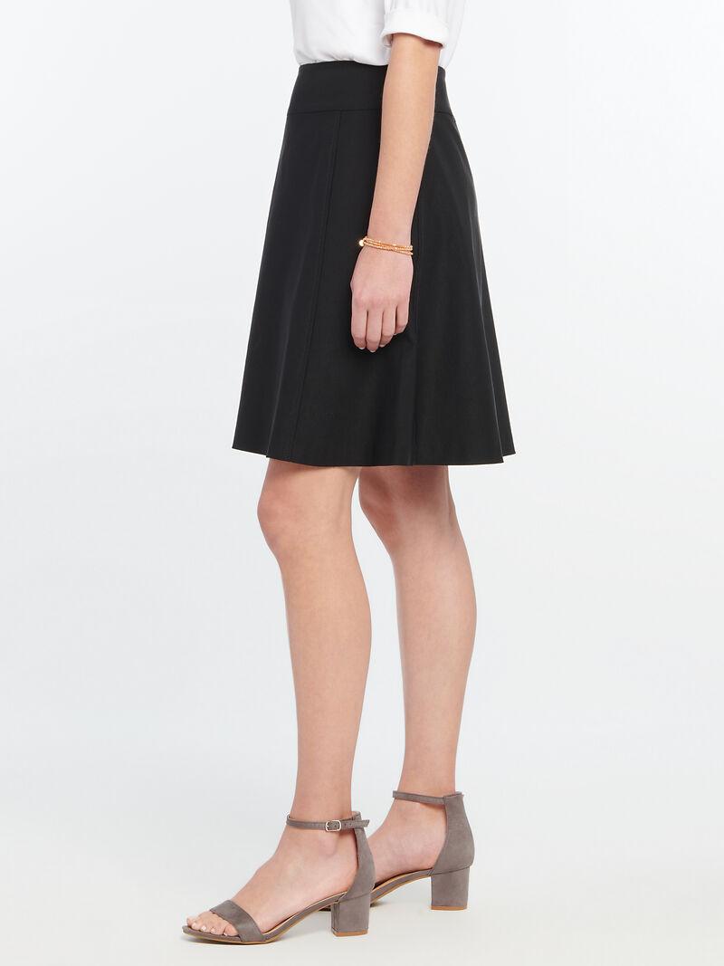 Wonderstretch A-Line Skirt image number 2